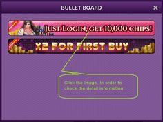Check bullet board before play. The latest info will show up! ★DOWNLOAD:  https://goo.gl/FIWyhV ★Fanpage: https://goo.gl/E1gnWr ★Group: https://goo.gl/ktYeXt