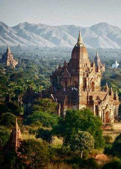 Bagan, Myanmar (LOVED IT HERE)