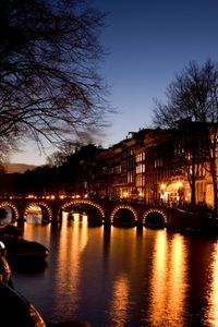 Amsterdam Canals Candlelight Cruise