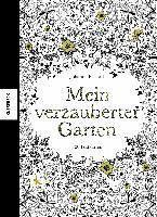 Mein verzauberter Garten - Basford, Johanna