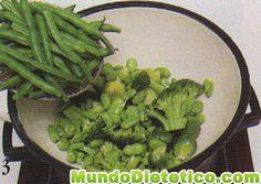 ensalada super verde