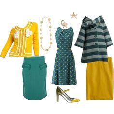 www.wwepw.com What Would Emma Pillsbury Wear... Teacher outfits!