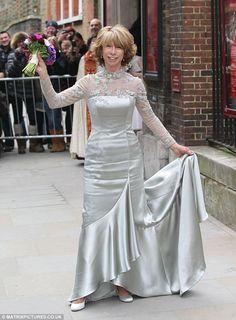 Wedding Dress Fails, Celebrity Wedding Dresses, Celebrity Weddings, Wedding Gowns, Wedding Movies, Coronation Street, Unique Weddings, Bride, Celebrities