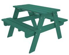 POLYWOOD™ Kid's Picnic Table