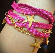 Sea bracelet
