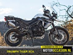 afbeelding Triumph XCA