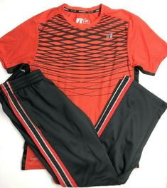 New Lrg 14-16 Orange - Med 10-12 Boys Under Armour Cold Gear Infrared Shirt