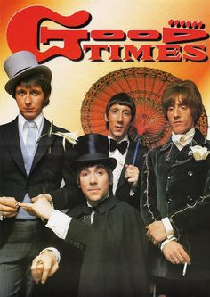 The Who - Good Times - 1998 Germany - Comes with June, 1998 issue (Germany)