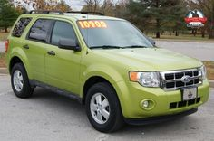 2011 Ford Escape $10900 http://www.countryhillolathe.com/inventory/view/9583693