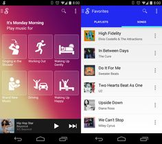 "Songza is yet another free, ad-supported streaming music app. What sets it apart from all the others is its ability to play music based on mood. Sure, you can always pick a playlist from the boring genre list, but it's more fun to tune into streams of songs like ""Snow Day"" and ""Working Out."" Price: Free   - PopularMechanics.com"