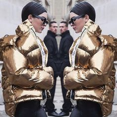 School yourself in the art of give a fk dressing via the link our bio now. Puffa coats are compulsory. #kendallJenner #ootd  via INSTYLE UK MAGAZINE OFFICIAL INSTAGRAM - Fashion Campaigns  Haute Couture  Advertising  Editorial Photography  Magazine Cover Designs  Supermodels  Runway Models