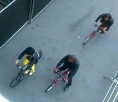 Prince biking @ Ziggo Dome Amsterdam