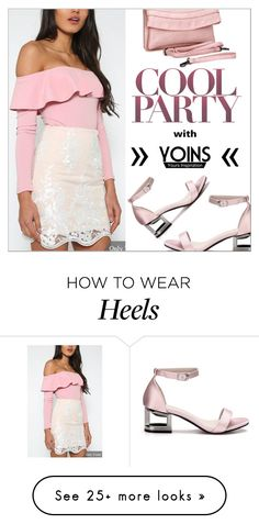 """Yoins25: Cool Party"" by shambala-379 on Polyvore featuring Pink, party and yoins"