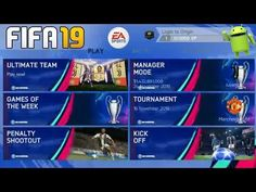 FIFA 19 Offline Android Fix Patch Game Download Fifa Games, Soccer Games, Fifa 14 Download, Cell Phone Game, Android Mobile Games, Offline Games, Android Apk, Patches, Games