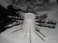 How to make paper beads in different shapes