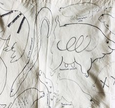 【on military】 OMA overdrawing shorts 10 Ouija|筋肉のとらえた夢 #_OMA#overdrawing#softs#military#shorts#ouija#automaticdrawing#Surrealism