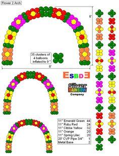 Flower arch 2