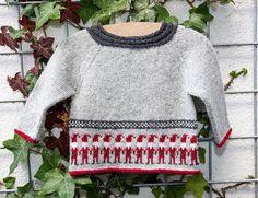 Strikkekit. Knitting For Kids, Knitting Projects, Knit Patterns, Pulls, Christmas Sweaters, Knit Crochet, Pullover, Children, Inspiration