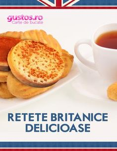 """Cover of """"Retete din bucataria britanica"""" Baby Food Recipes, Breakfast, Magazines, Cover, Recipes For Baby Food, Morning Coffee, Journals"""