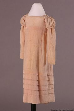 Child's Dress, 1810-1825