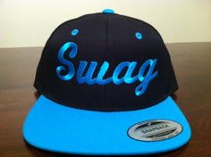 Vintage Swag Snapback Hat by Swag Snapback Hat. $22.99. Brand New, Vintage Swag Snapback Hat. Color: Black & Teal