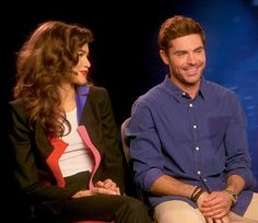 Zac Efron and Zendaya Share the Secrets of the Year's Most Magical Musical Duet