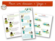Et si on se mettait ensemble au yoga ? Relaxation Meditation, Zen Yoga, Relaxing Yoga, Yoga Gym, Yoga Fitness, Qi Gong, Education Positive, Physical Education, Yoga Sequences