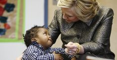 A Q&A With Hillary Clinton on Early Education - The Atlantic