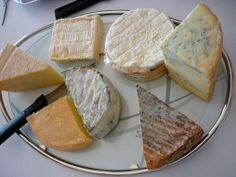 A selection of cheeses from La Fromagerie d'Auteuil. - how to eat like a local in paris, 5 places
