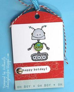robot tag