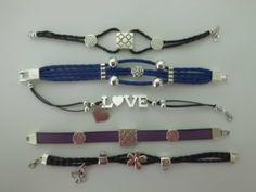 pulseras hechas a mano