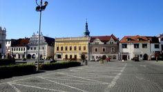 Dva prohlídkové okruhy ve městě Sušice