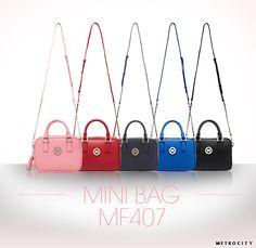 mini bag mf407 metrocity