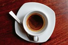 Ristretto... Italian for 'bouncing off walls' apparently.