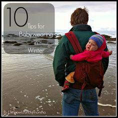 "Momma Friendly: Guest Post : ""Cold Weather Babywearing Tips""   10 tips for safe and comfy baby wearing during winter!"