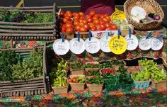 When you shop at your local farmer's market, you are positively impacting your health, your wallet and your community.
