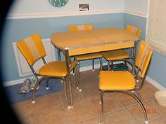 pinterest formica table vintage kitchen tables and table and chairs
