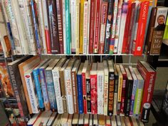 Take some time to dive into a new book this year! We have plenty to offer!