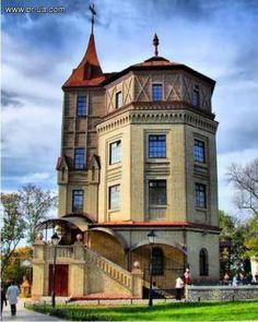 башня-ресторан, Киев, царь-проджект, столица