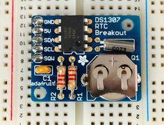 Adding an RTC to the RaspPi