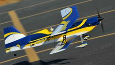 Dynam Devil 4 Channel 3D Sport Aerobatic Bi-Plane Ready to Fly 1016mm Wingspan