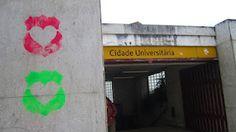 Love Emblem @ Cidade Universitária . Lisbon