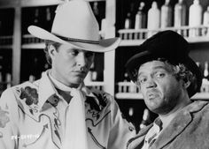 Tom Berenger and G. Bailey in Rustlers' Rhapsody Tom Berenger, Good Movies, Picture Photo, Cowboy Hats, Toms, Cowboys, Fashion, Men Styles, Moda