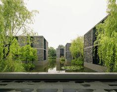 Xixi Wetland Estate // David Chipperfield Architects // Hangzhou, Zhejiang, China