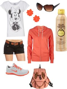 """""""Disneyland outfit 3"""" by chrismarieh on Polyvore"""