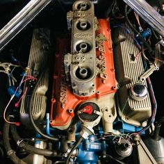 Ford Shelby, Ford Gt, Ford Mustang, Mustang Boss, Mustang Engine, Ford Racing Engines, Race Engines, Vintage Mustang, Chevy Muscle Cars