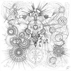 Graphic drawings – BOP – Creative
