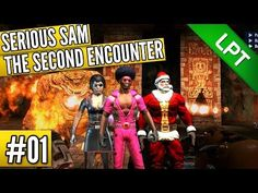 ▶ Let's Play Together Serious Sam HD The Second Encounter #01 - Schnelle Schuhe [deutsch / german] - YouTube
