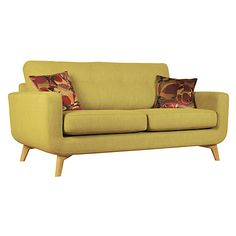 ac9ac1b59c6 Buy John Lewis Barbican Medium Sofa with Light Legs Online at johnlewis.com  Barbican
