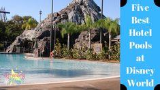 Top 5 Best Disney World Pools at Walt Disney World Resort Hotels Disney World Hotels, Disney Destinations, Disney World Vacation, Disney Vacations, Walt Disney World, Florida Resorts, Beach Resorts, Hotels And Resorts, Best Hotels